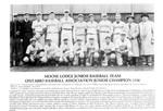 Niagara Falls Sports Wall of Fame - Moose Lodge Junior Baseball Team 1938