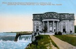 Power House of the Electrical Development Co. [Company] of Ontario Ltd., operated by The Toronto Power Co., Ltd., Niagara Falls, Ont. [Ontario], Canada