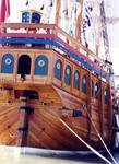 Port Dalhouise - replica of John Cabot's ship Matthew