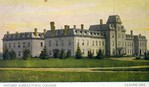Ontario Agricultural College Guelph Ont. [Ontario]