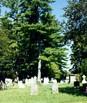 Niagara-on-the-Lake - cemetery behind St Mark's Anglican Church