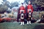 Unknown military bandsmen