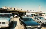 U.S. Customs Inspection Area