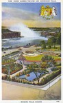 Oakes Garden Theatre and Horseshoe Falls
