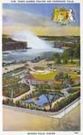 Oakes Garden Theatre and Horseshoe Falls