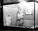 Electric Shop - Display of 2 General Electric Refrigerators