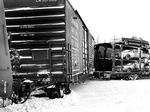 C.N.R. Train Derailment Wreck