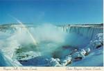 Niagara Falls Ontario Canada / Niagara Falls in Winter
