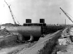 Welland Ship Canal - Constructing the Thorold Tunnel