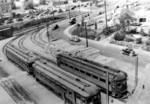 Tower Inn - Canadian National Electric Railroad Terminal - trains 135, 134, 130