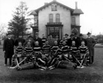 Niagara Falls Hockey Team & Executive, 1921-1922