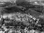Aerial View of Norton Company in Chippawa, Ontario