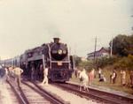 Canadian National (C.N.) Steam Train
