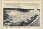General View of Niagara Falls from Canada