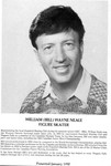 Niagara Falls Sports Wall of Fame - William (Bill) Wayne Neale Figure Skater