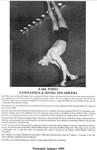 Niagara Falls Sports Wall of Fame - Earl White Athlete Gymnastics & Diving 1931 - 1950 era