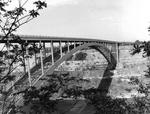 Lewiston-Queenston Arch Bridge