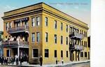 Trennick Hotel [Bridge Street] Niagara Falls Canada