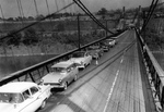 Lewiston-Queenston Bridge looking towards the U.S.