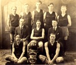 Unknown Niagara Falls basketball team from 1923 - 1924