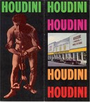 Houdini Magical Hall of Fame advertising brochure (page 1)