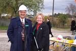 City of Niagara Falls MacBain Community Centre ground breaking ceremony - Chief Librarian Joe Longo