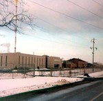 Cyanamid's Welland Plant's new Production Offices