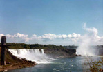 Prospect Point Observation Tower and American and Horseshoe Falls