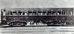 Canadian National Electric Railways car 91
