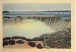Horseshoe Falls from Table Rock Niagara Falls Canada