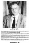 Niagara Falls Sports Wall of Fame - Winston Auld Builder Hockey 1971- 1990 era