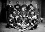 Niagara Falls Champions, NDHA 1903-4-5 Hockey Team