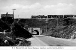 Ravine Hill and Tunnel between Stamford and St David's Ontario