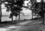"Steam ship ""Cayuga"" from Paradise Park, Niagara-On-The-Lake"