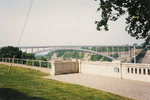 Lewiston-Queenston Arch Bridge