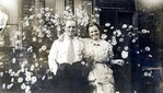 R J (Robert John) Irvine and his wife Agnes