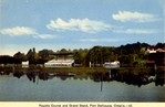 Canadian Henley Regatta Course Port Dalhousie Ontario Canada