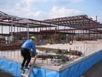 City of Niagara Falls MacBain Community Centre construction
