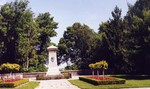 Queenston Heights - monument to Laura Secord