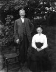 Mr. and Mrs. Anson Garner