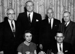 Niagara Falls Library Board Members - 1967