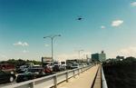 Traffic on the Rainbow Bridge