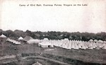 Camp of 83rd Battalion Overseas Forces [Camp Niagara] Niagara-on-the-Lake