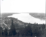 General View North from Brock's Monument / Queenston / Upper Niagara River