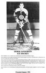 Niagara Falls Sports Wall of Fame - Derek Sanderson Athlete Ice Hockey