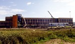 Niagara College Glendale Campus - construction nearing completion