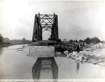 Transferring Swing Bridge - Welland Ship Canal
