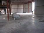 City of Niagara Falls MacBain Community Centre - interior - concrete floors have been poured