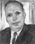Portrait of Samuel Edward Weir 1951