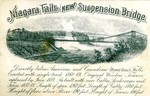 New Falls New Upper Suspension bridge